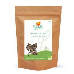 Semillas de chia bio 220 gr.Vegetalia - Imagen 1