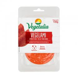 Vegelami embutido vegetariano Bio 100g Vegetalia - Imagen 1