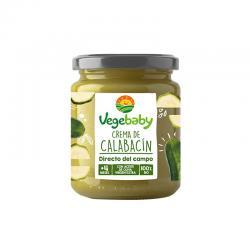 Potito Pure de calabacin Bio 190 g Vegebaby - Imagen 1