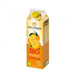 Zumo de Naranja Bio 1L Hollinger - Imagen 1