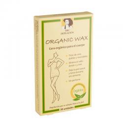 Cera organica Cuerpo 20 tiras HBC - Imagen 1