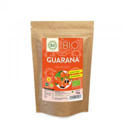 Guarana en polvo Bio 70g Sol Natural - Imagen 1