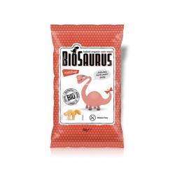 Snack sabor ketchup sin gluten Bio 50g BioSaurus - Imagen 1