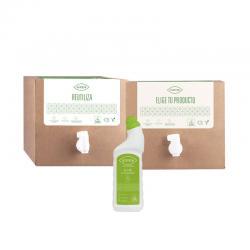 Gel WC desincrustante Granel Eco 20L Ecotech - Imagen 1