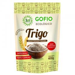 Gofio de Trigo Integral Bio 400g Sol Natural - Imagen 1
