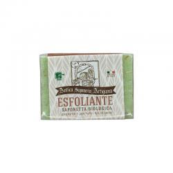 Jabon Exfoliante Bio 100g La saponeria artigiana - Imagen 1