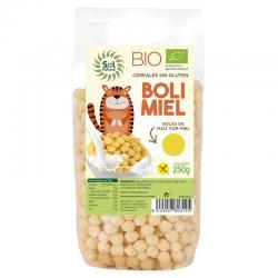 Cereales Boli Miel de Maiz sin gluten Bio 250g Sol Natural - Imagen 1