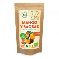 Vital Balance Mango y Baobab Bio 360g Sol Natural - Imagen 1