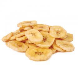 Banana chips bio 1kg Dream Foods - Imagen 1