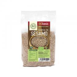 Semillas de Sesamo natural Bio 500g Sol Natural - Imagen 1