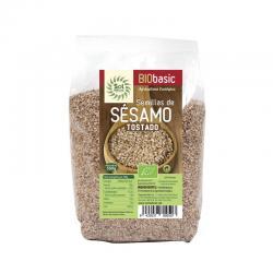 Semillas de Sesamo tostado Bio 500g Sol Natural - Imagen 1