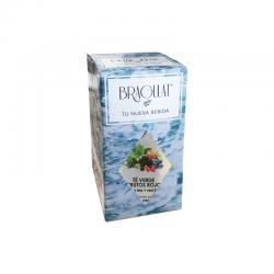 Bebida Soluble Te verde + Frutos Rojos 15x9g Bragulat - Imagen 1