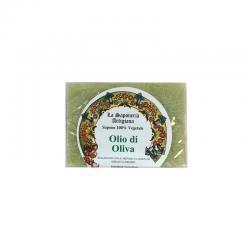 Jabon aceite de oliva Bio 100g La saponeria artigiana - Imagen 1