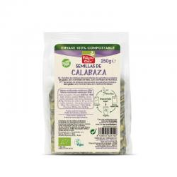 Semillas de calabaza bio 250g La Finestra - Imagen 1