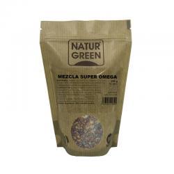 Mezcla Super Omega bio 225g Naturgreen - Imagen 1