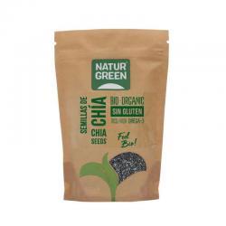 Semilla de chia Bio 250g Naturgreen - Imagen 1