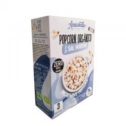 Palomitas de microondas sin gluten Bio 3 bolsas Anaconda - Imagen 1