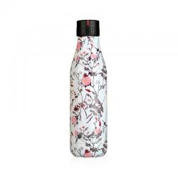 Botella Termo Inox Trendy Floral 500ml Les Artistes Paris - Imagen 1