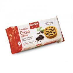 Tartaleta de cacao y quinoa bio sin gluten 200g Germinal - Imagen 1