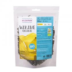 Alga Wakame Crocante Bio 100g Algamar - Imagen 1