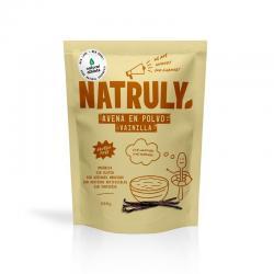 Harina de Avena sabor Vainilla Bio 500g Natruly - Imagen 1