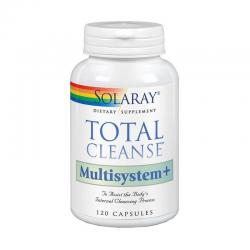 Total Cleanse Multisystem 120cap Solaray - Imagen 1
