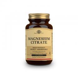Citrato de Magnesio 200mg 120 comprimidos Solgar - Imagen 1