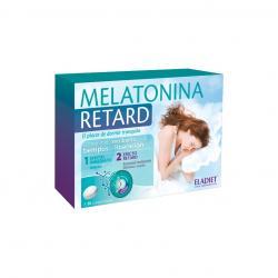 Melatonina Retard 1.85mg 30 comprimidos Eladiet - Imagen 1