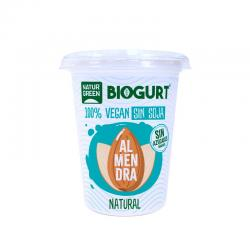 Biogurt Almendra Nature Bio 400g Naturgreen - Imagen 1