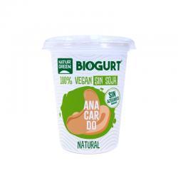 Biogurt Anacardo Nature Bio 400g Naturgreen - Imagen 1