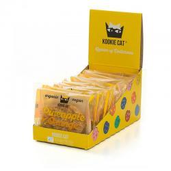 Galleta con piña & naranja Bio 12x50g Kookie Cat - Imagen 1