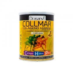Collmar Colageno Marino Magnesio Curcuma Sabor Limon 300g Drasanvi - Imagen 1