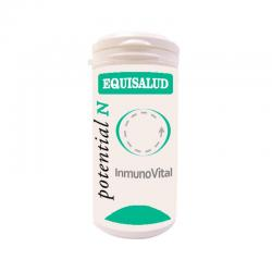 Inmunovital 60 capsulas Equisalud - Imagen 1