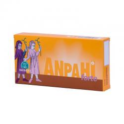 Anpahi Forte Drenador Hepatico 20 ampollas Equisalud - Imagen 1