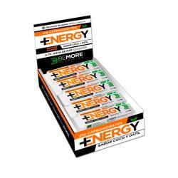 Barrita +Energy Coco Datil 18x40g BeMore - Imagen 1