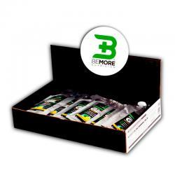 Hidrogel +Energy lima-limon sin cafeina 20x40g BeMore - Imagen 1