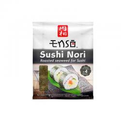 Alga Nori para sushi (4 Nori) 11g Enso - Imagen 1