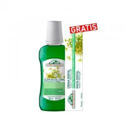 Pack Elixir Bucal + Crema Dental Mirra, Propolis e Hinojo 75ml Corpore Sano - Imagen 1