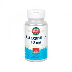 Astaxanthin 5mg 60 vegcaps KAL - Imagen 1