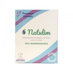 Detergente tiras biodegradable Lavanda 32 lavados Natulim - Imagen 1