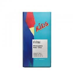 Chocolate con leche para niños bio 100g Vivani - Imagen 1