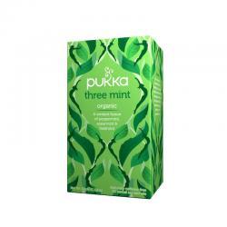 Pukka Tres mentas infusion Bio 20 filtros - Imagen 1