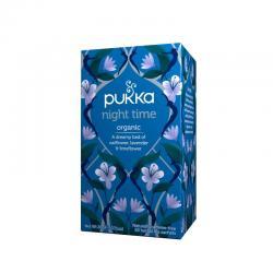 Pukka Night Time (sueño) infusion Bio 20 filtros - Imagen 1