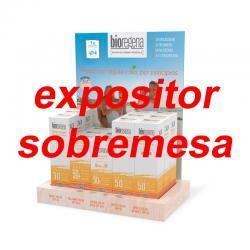 Carton expositor solares gama 37 unidades Bioregena - Imagen 1