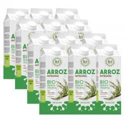 OFERTA 6+6 Bebida de arroz integral sin gluten bio 1L Sol Natural - Imagen 1