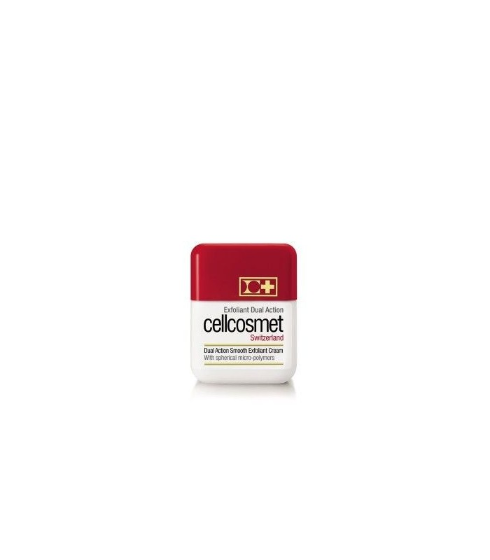 Exfoliant Dual Action Cellcosmet 50 ml.