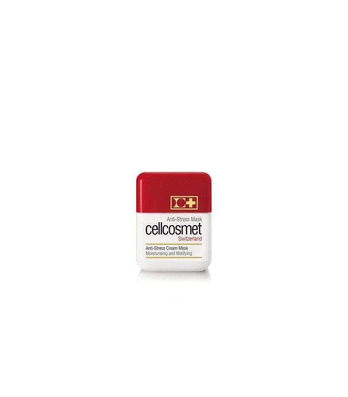 Anti stress Mask Cellcosmet 50 ml.