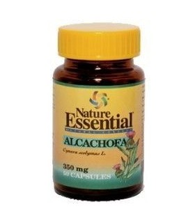ALCACHOFA 350 MG. 50 CAP NATURE ESSENTIAL
