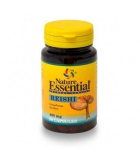 REISHI 400 MG. 50 CAP NATURE ESSENTIAL
