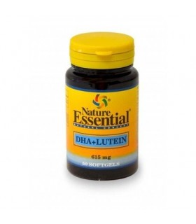 DHA+LUTEINA 615 MG. 50 PERLAS NATURE ESSENTIAL